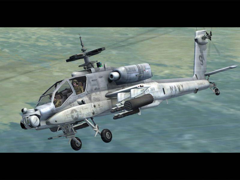 Alphasim Apache liveries reuploaded