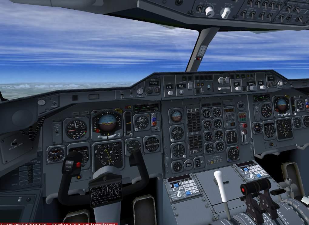 Airbus A300B series by Thomas Ruth