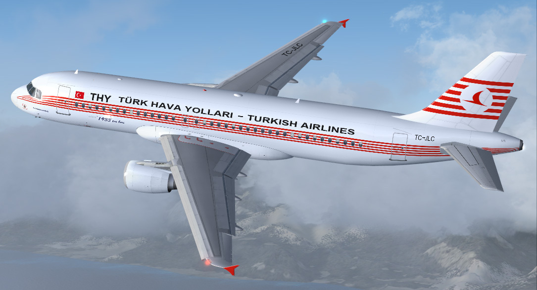 Fsx Turkish Airlines A330