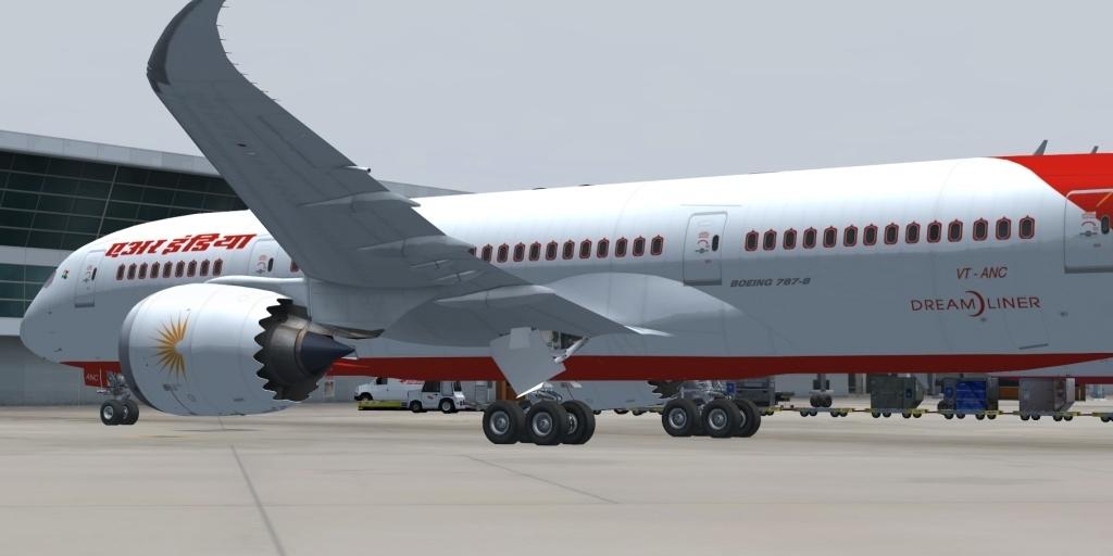 aerosim - boeing 787-8