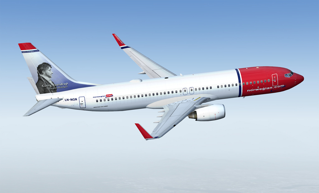 Fsx Tds Boeing 737 800 Base Package