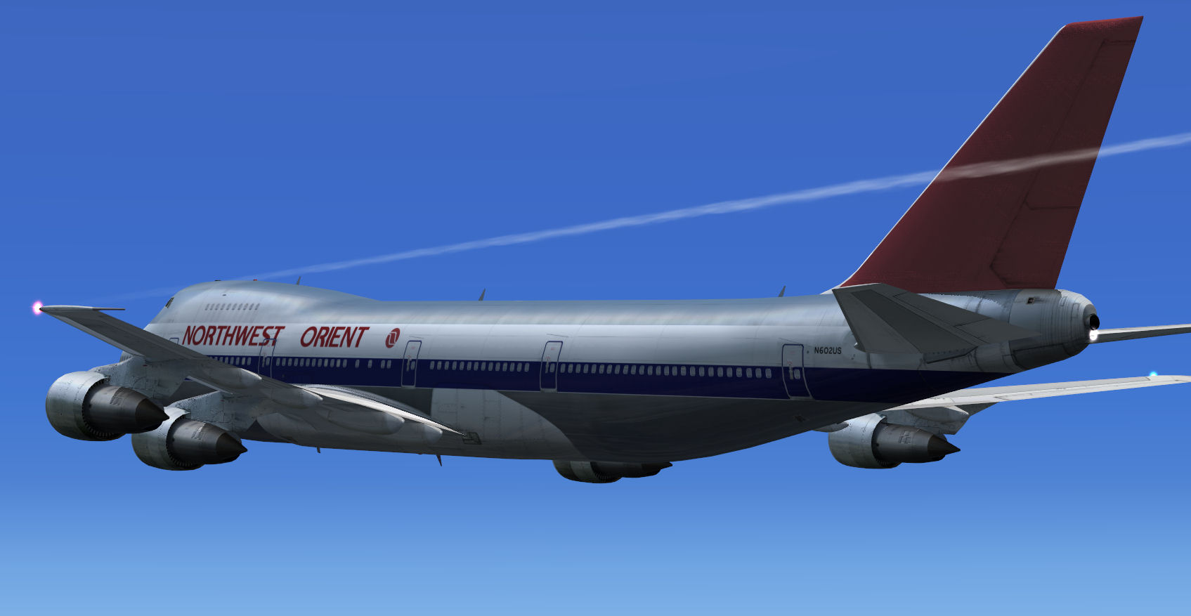 cls 747 hd repaints
