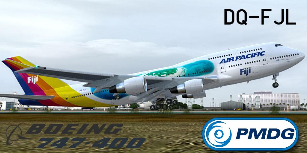 New Aircraft: B747-400 - Smart Express Virtual Airlines