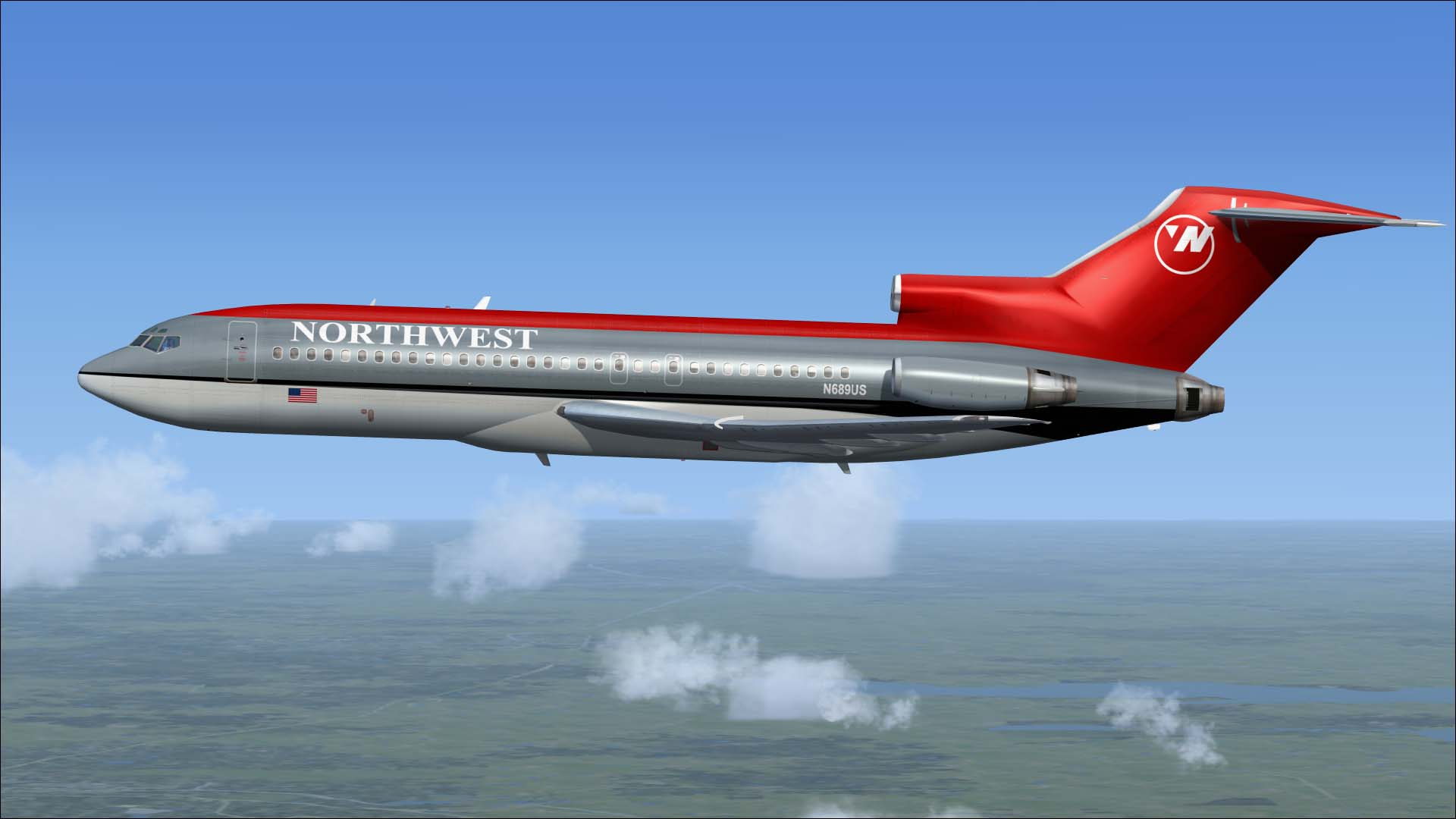 Northwest Airlines Corp Often Abbreviated As NWA Was A Major United States Airline Founded In 1926 And Absorbed Into Delta Air