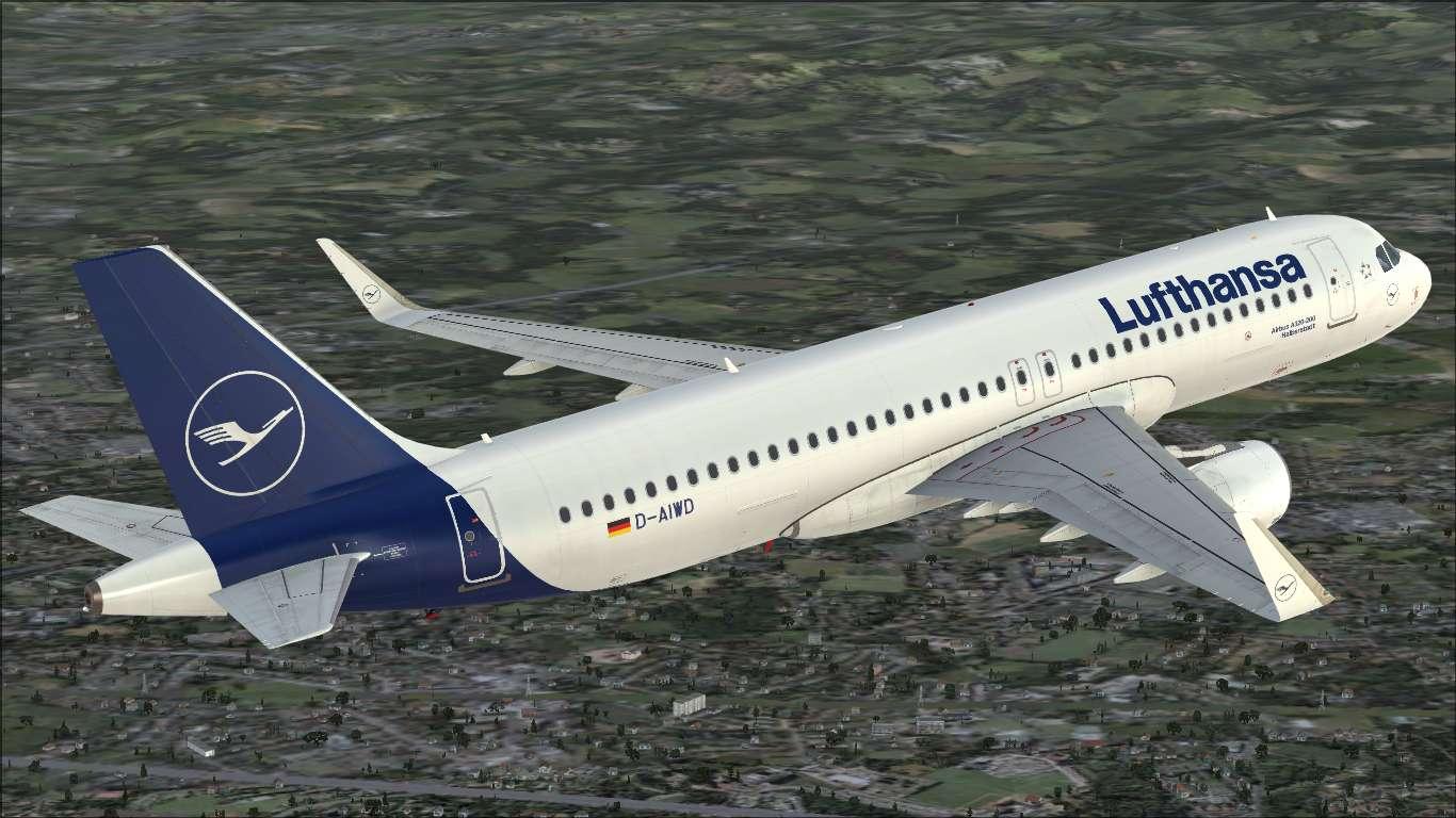 Aerosoft A318 A319 A320 A321 Livery Download