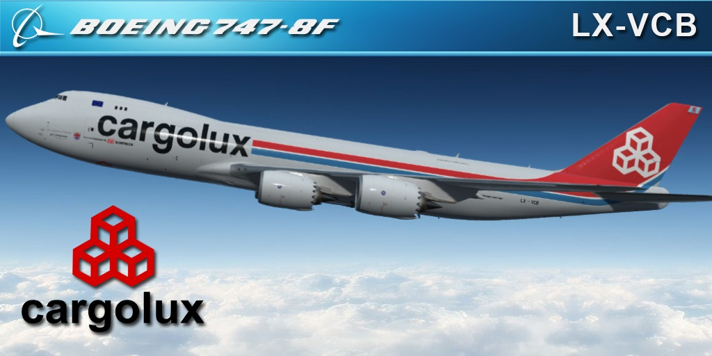 plane: boeing 747-400 cargolux